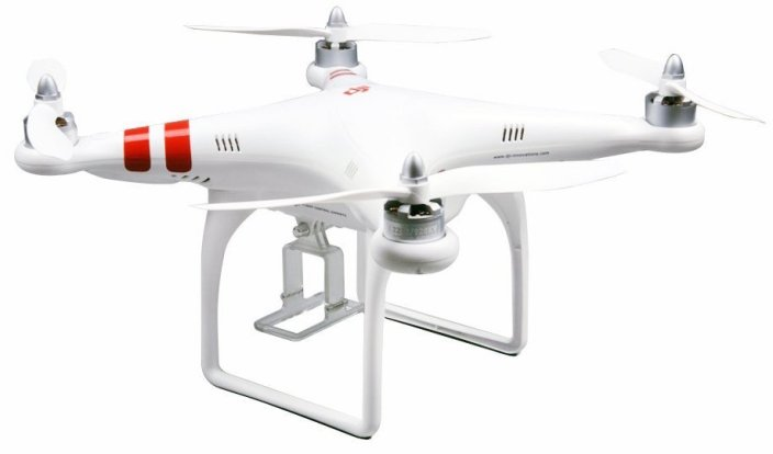 DJI Phantom 1.1.1 Quadcopter with GoPro Mount