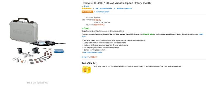 Dremel 120-Volt Variable Speed Rotary Tool Kit (4000-2:30)-sale-02