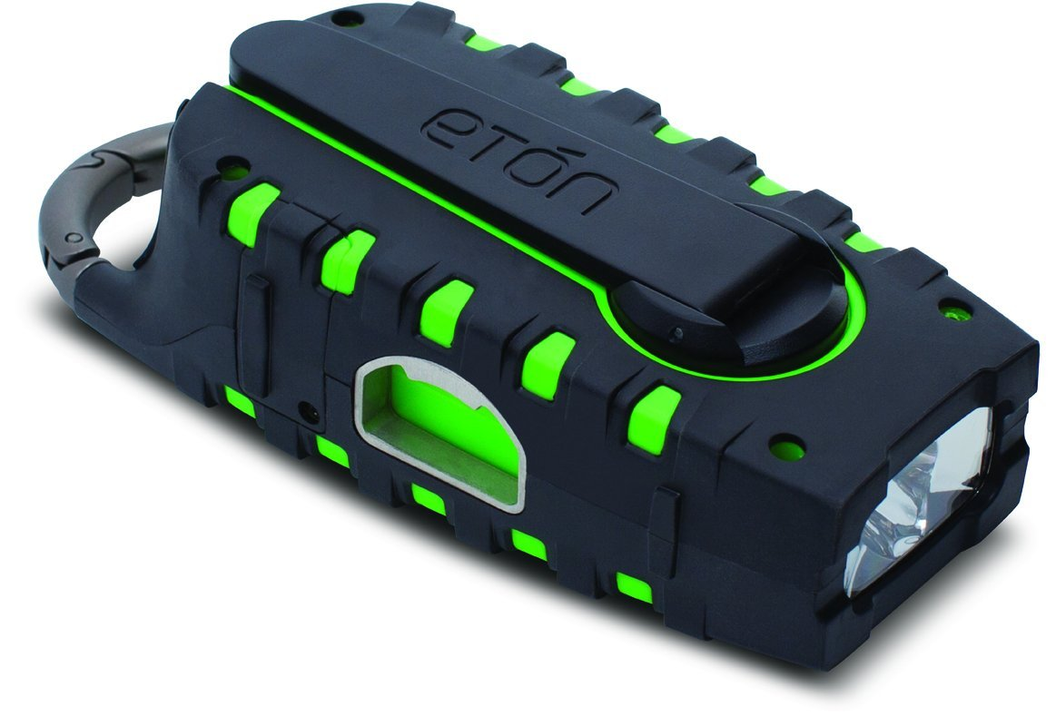 Eton NSP101WXGR Scorpion ll Rugged