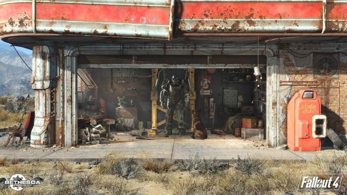 Fallout 4-Bethesda-E3-2015