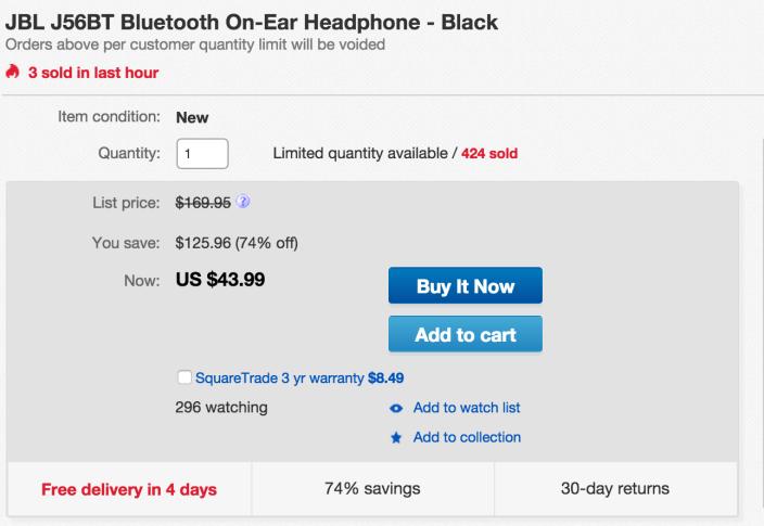 JBL J56BT Bluetooth On-Ear Headphone-sale-01