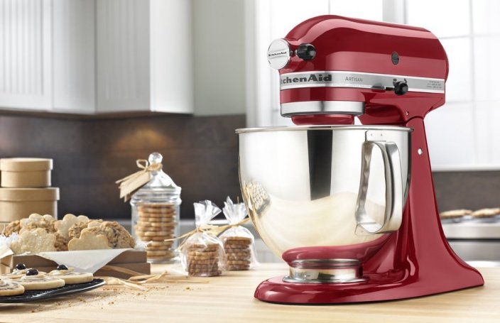 KitchenAid 5-Qt. Artisan Series with Pouring Shield-sale-01