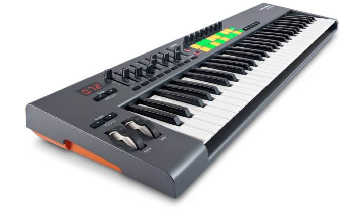 Launchkey 61-key USB:iOS MIDI Keyboard Controller-sale-01