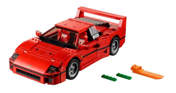 LEGO Creator Ferrari F40-05