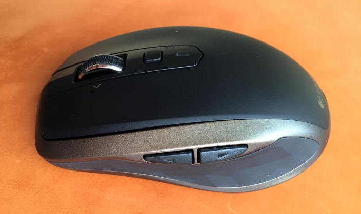 Review: Logitech's Anywhere 2 Bluetooth mouse shines w