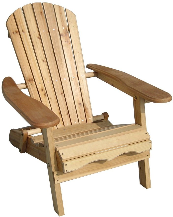 Merry Garden Foldable Adirondack Chair-sale-01