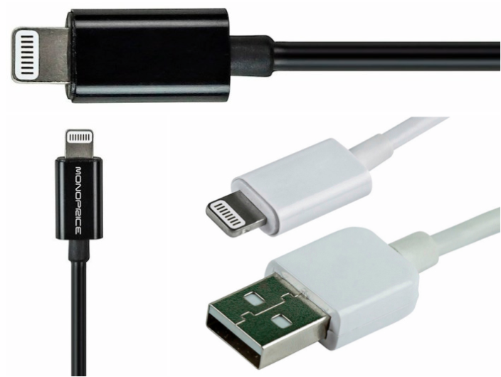 monoprice-9to5toys-lightning-cables