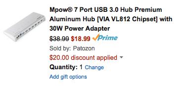 mpow-hub-deal