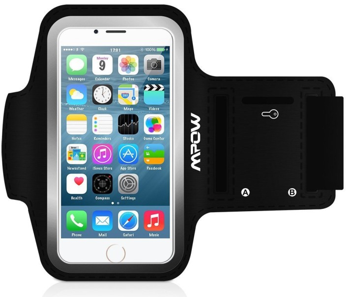 Mpow® Running Sport Sweatproof Armband Case