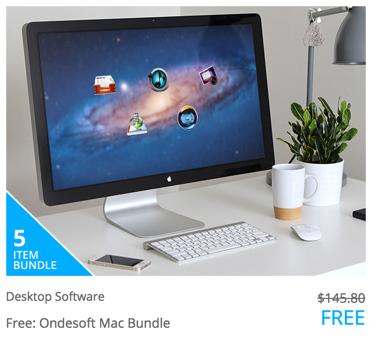 ondesoft mac bundle free