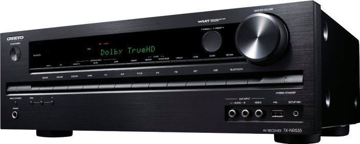 Onkyo 5.2-Channel Network A:V Receiver