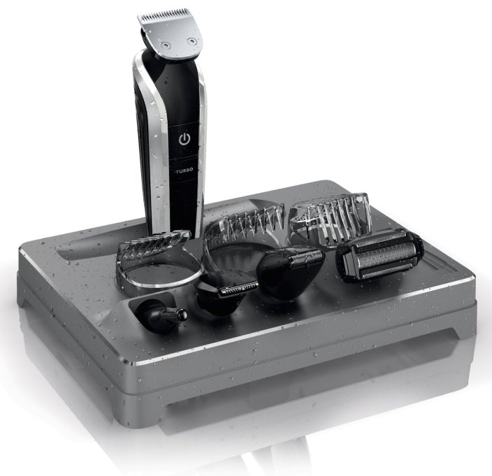 Philips Norelco QG3384:42 Multigroom 7100 Grooming Kit-sale-01
