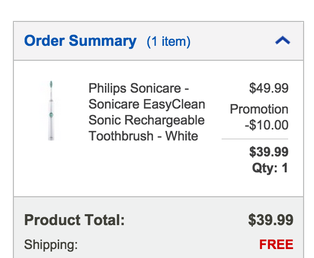 Philips Sonicare EasyClean Sonic Rechargeable Toothbrush (HX6511:50)-sale-03