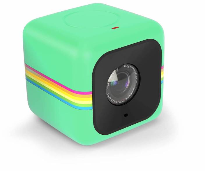 Polaroid-Cube-Front-Hero-Green