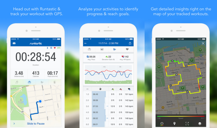 Runtastic PRO GPS Running, Walking, Jogging, Fitness Distance Tracker and Marathon Training-sale-04