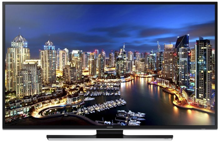 Samsung UN40HU6950 40-Inch 4K Ultra HD 60Hz Smart LED TV (2014 Model)