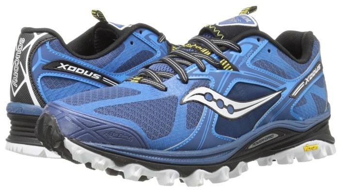 Saucony Xodus 5.0 Men's Running Shoe