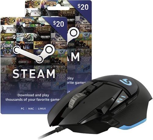 Steam Wallet-Logitech sales-01
