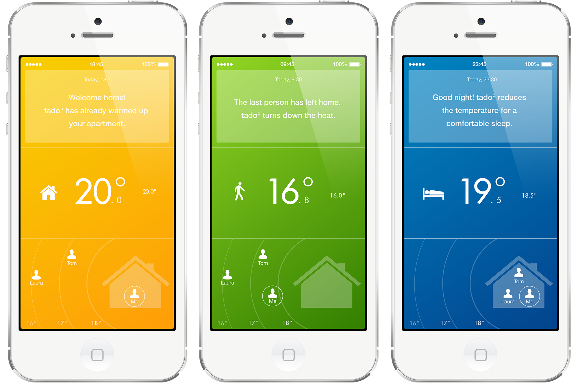 The Smart AC Control from tado° lets your iPhone control