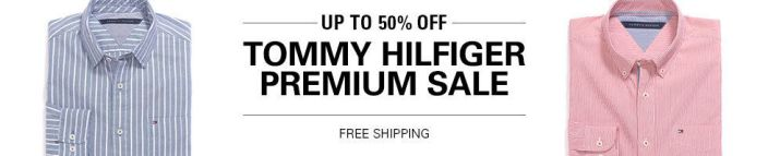 Tommy Hilfiger-Mens apparel-sale