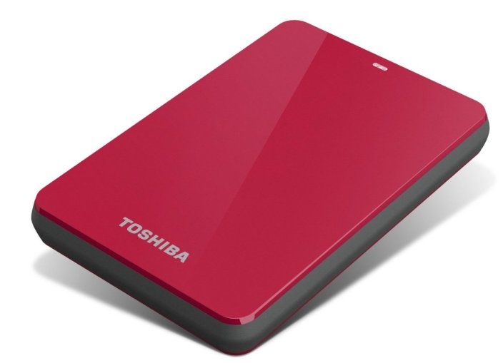Toshiba Canvio Connect 2TB External Hard Drive