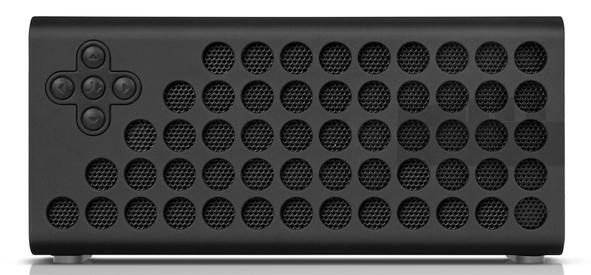 URGE Basics UG-CUATRO-BLK Black CUATRO Wireless Bluetooth Speaker