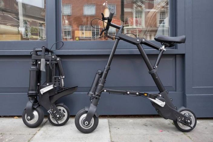 a-bike-electric-folded