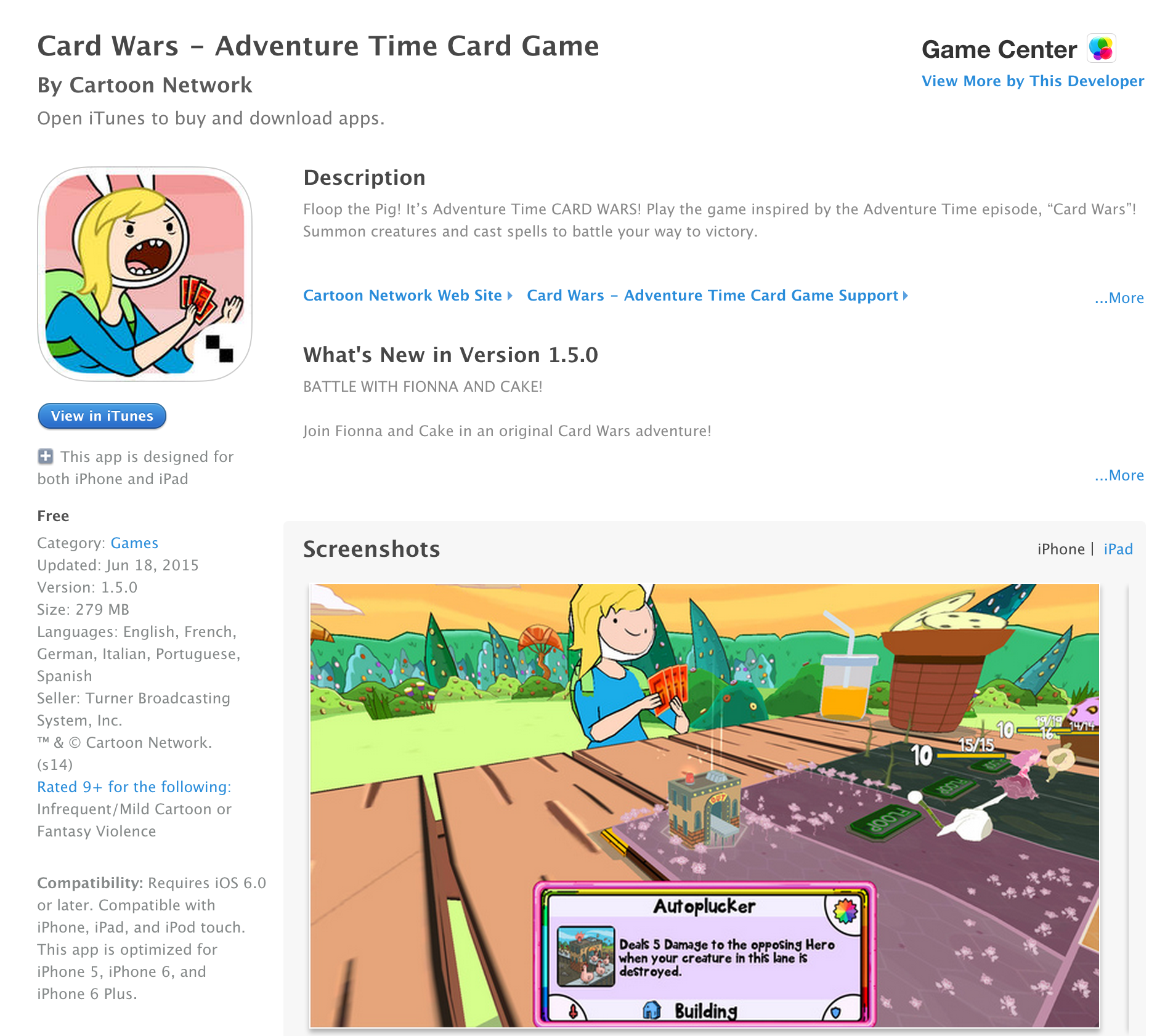 adventure time card wars free app of the week 08 - Time Card App Free