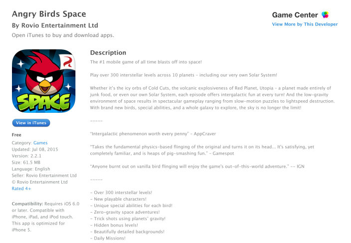 Angry Birds Space-sale-02-free