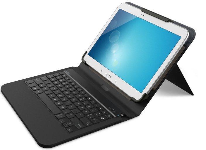 Belkin Universal Keyboard and Case for 10-Inch Tablets
