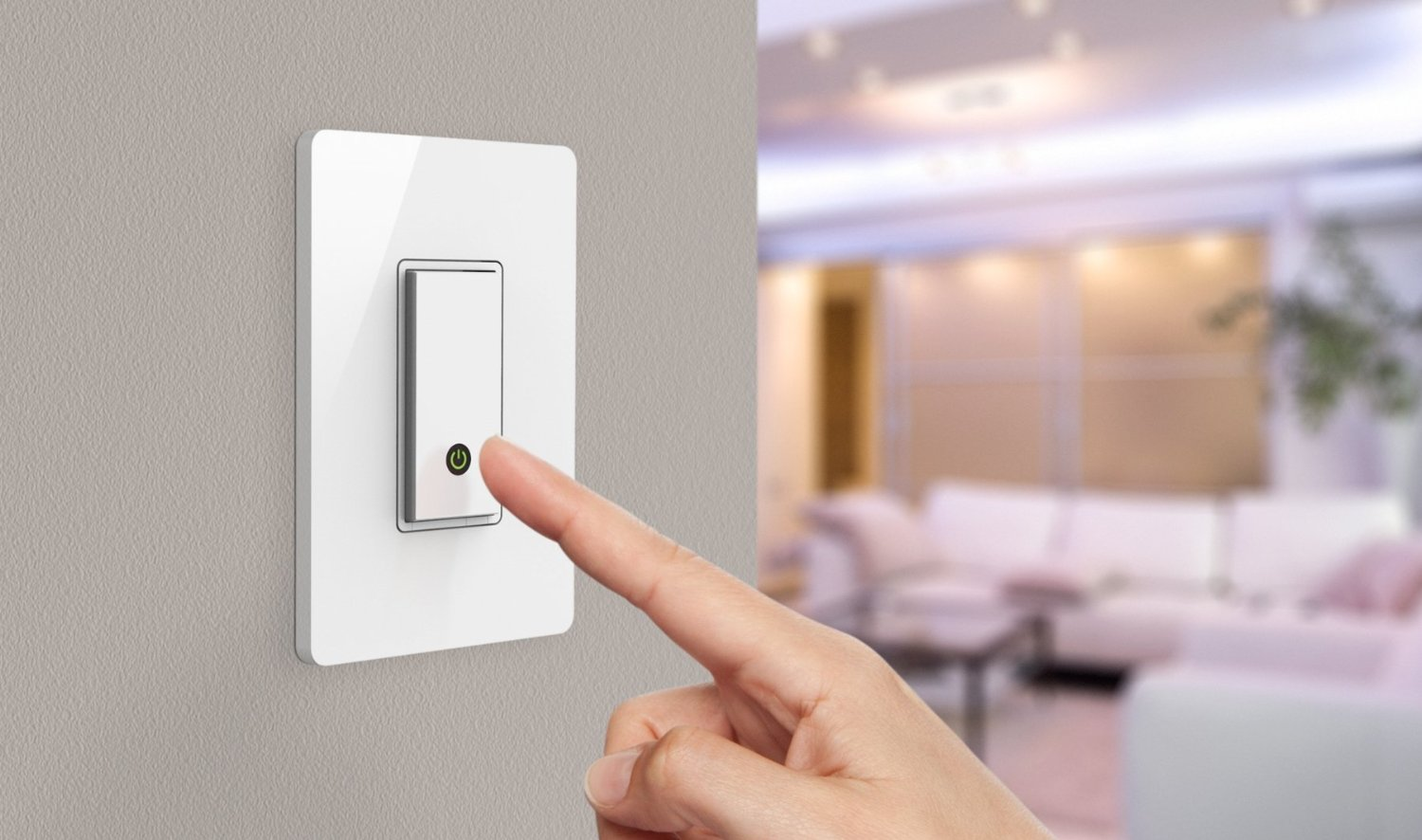 Outfit your home w/ Belkin\'s WeMo Smart Light Switch for $35 shipped ...