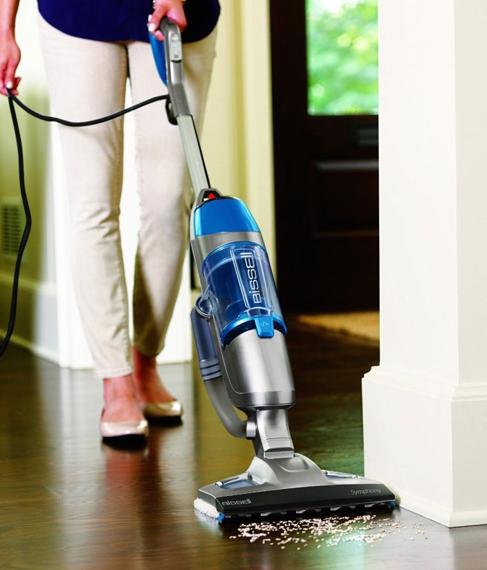 Bissell 1132A Symphony All-in-One Vacuum and Steam Mop-sale-01