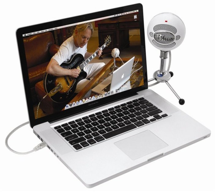 Blue Microphones Snowball USB Mic-sale-01