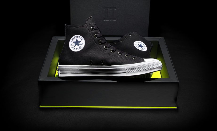 9502a62f172d Converse upgrades its Chuck Taylor All Stars with new technology for the  first time in nearly a century - 9to5Toys