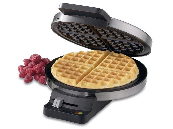 Cuisinart Round Classic Waffle Maker (WMR-CA)-sale-01