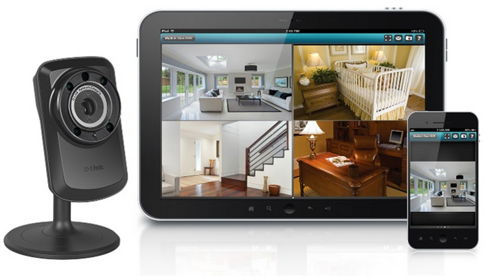 D-Link DCS-934L Day:Night WiFi Surveillance Cameras