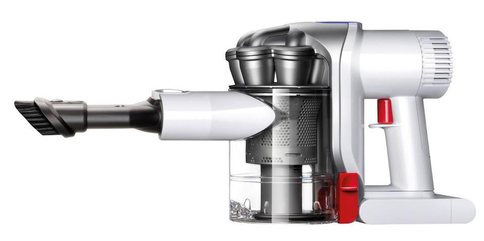 Dyson DC56 Handheld Vacuum - White:Iron-sale-01
