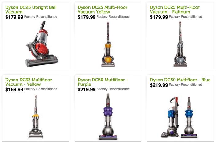 Dyson-Woot sale