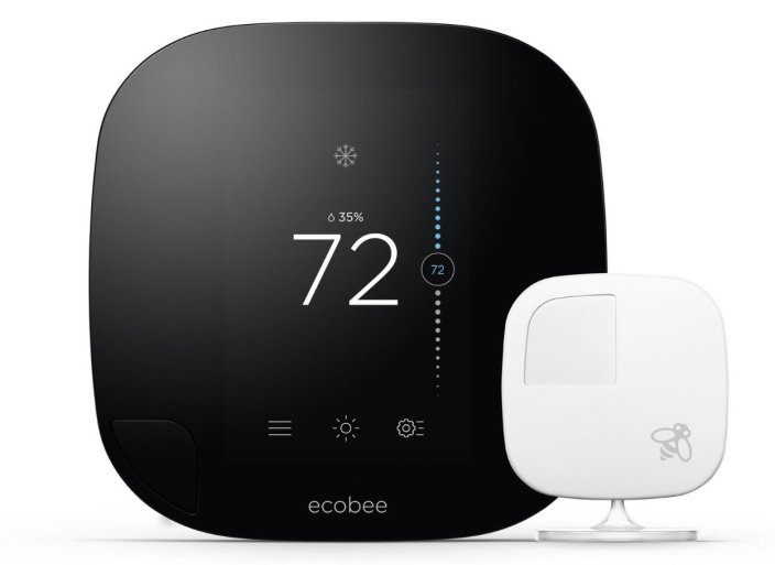 ecobee3 Wi-Fi Smart Thermostat with Remote Sensor-sale-01