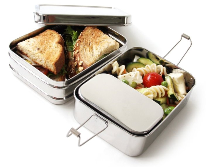 ECOlunchbox Three-in-One Stainless Steel Food Container Set-sale-01