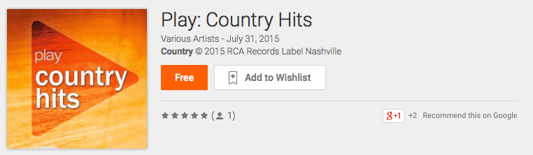 google-play-country-hits