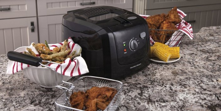 Hamilton Beach Deep Fryer with Cool Touch (35021)-sale-01