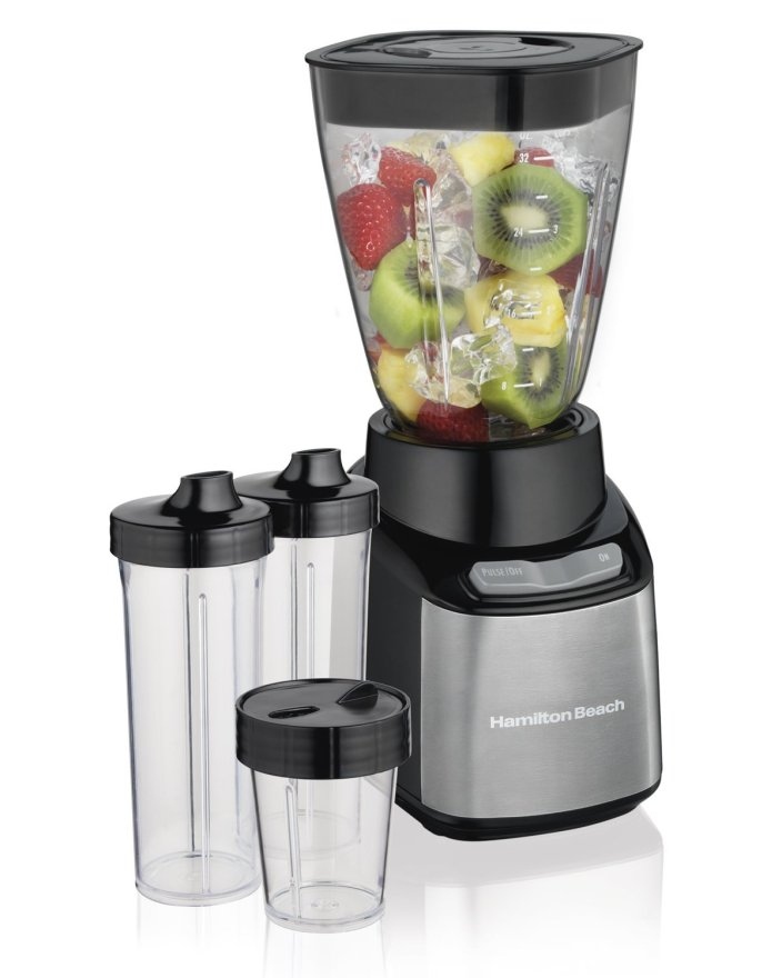 Hamilton Beach Stay or Go Blender & 8-Oz Chopper (52400)-sale-01