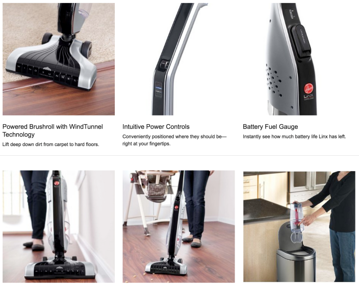 Hoover Linx Cordless Stick Vacuum Cleaner (BH50010)-sale-01