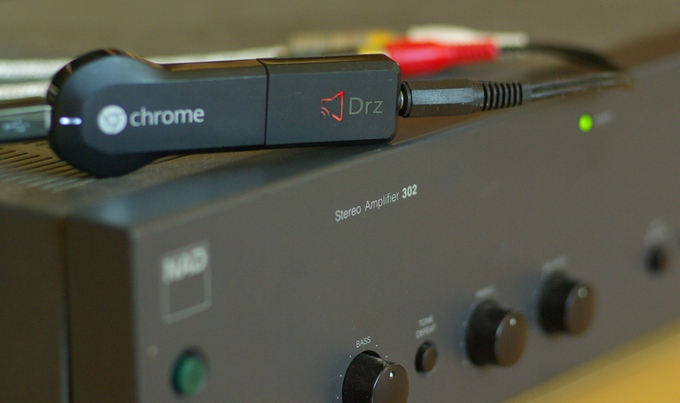 joydrone-chromecast-audio