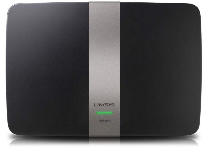 Linksys AC900 Wi-Fi Wireless Dual-Band+ Router, Smart Wi-Fi App Enabled to Control Your Network from Anywhere (EA6200)