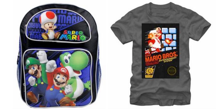 Mario-Nintendo-merchandise