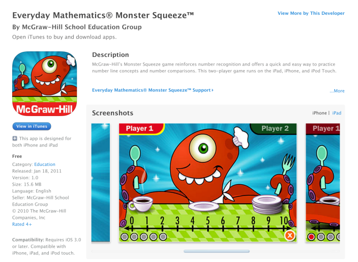 McGraw-Hill-Everyday Mathematics Monster Squeeze-sale-02