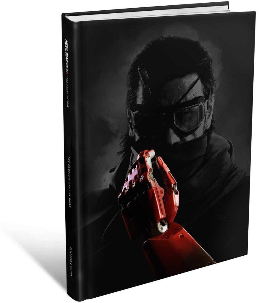 MGS V Phantom Pain guide-sale