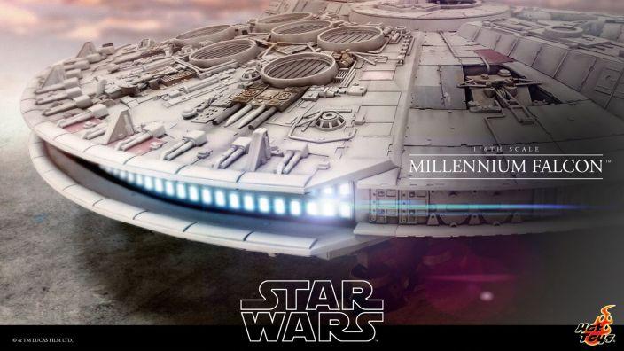 Millennium Falcon-scale-Hot Toys-01